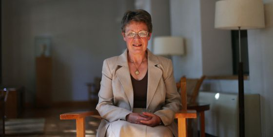 Jocelyn Bell Burnell 2015