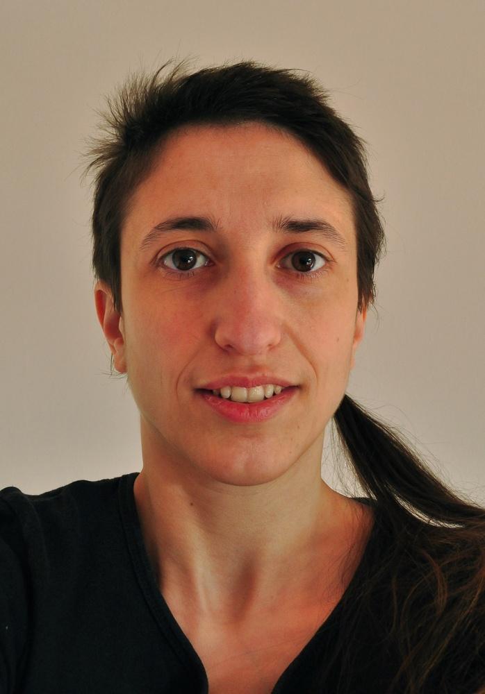 Michela Mapelli 2015