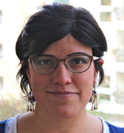 Claudia del P. Lagos 2014