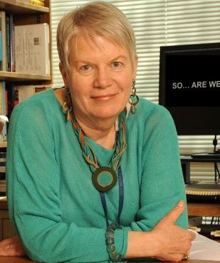 Jill Tarter 2014