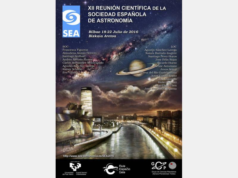Reunión Científica SEA 2016 Proceedings